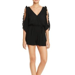 Gianni Bini Cold Shoulder Romper- new w/ tags!